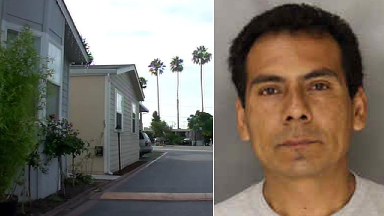 Mountain View handyman arrested for allegedly sexually abusing two young girls.