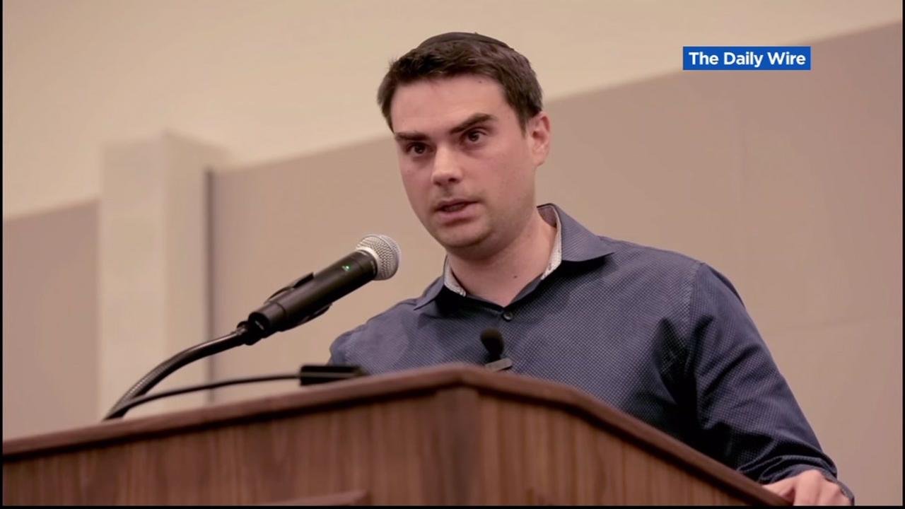 This is an undated image of Ben Shapiro.