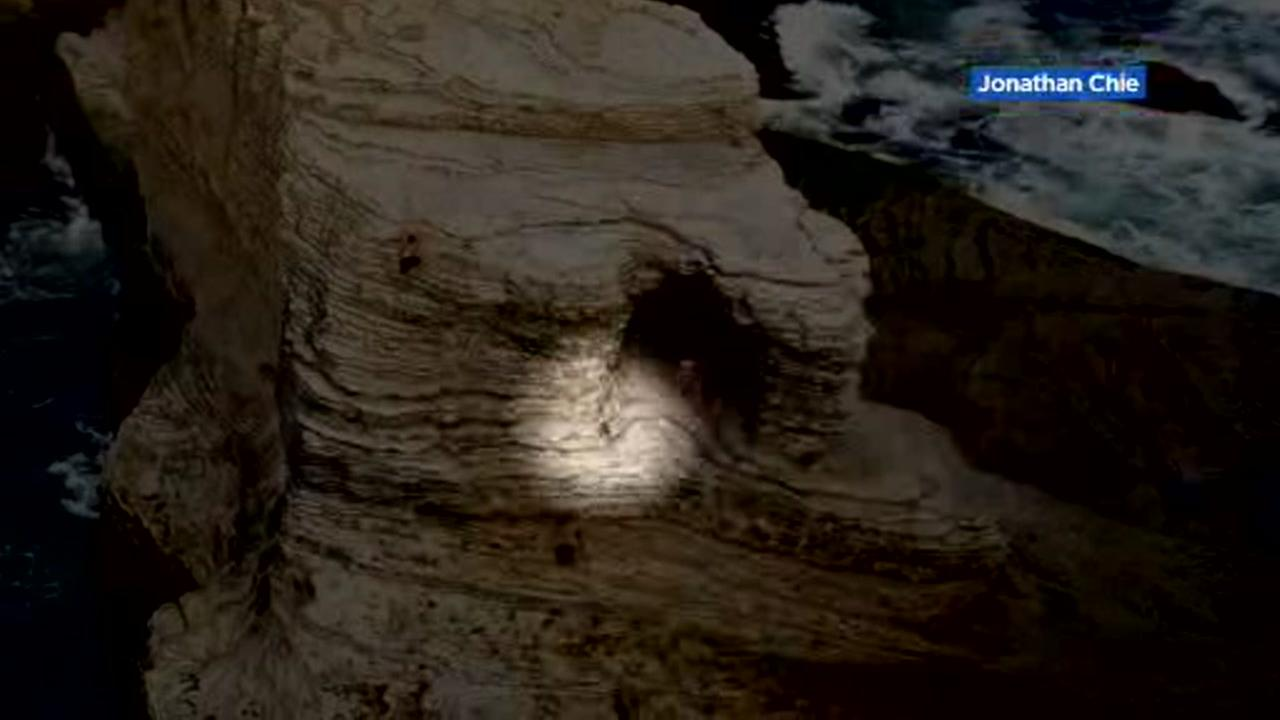 San Jose woman survives horrifying fall from cliff in Santa Cruz