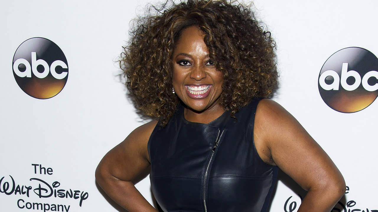 This photo shows actress-comedian and co-host of The View, Sherri Shepherd at A Celebration of Barbara Walters at The Four Seasons Restaurant in New York. (Photo by Charles Sykes/Invision/AP, File)