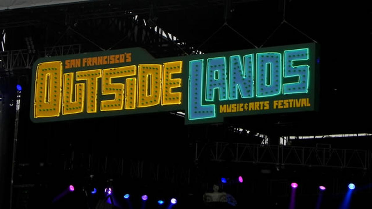 The Outside Lands Music and Arts Festival is on August 8-10.