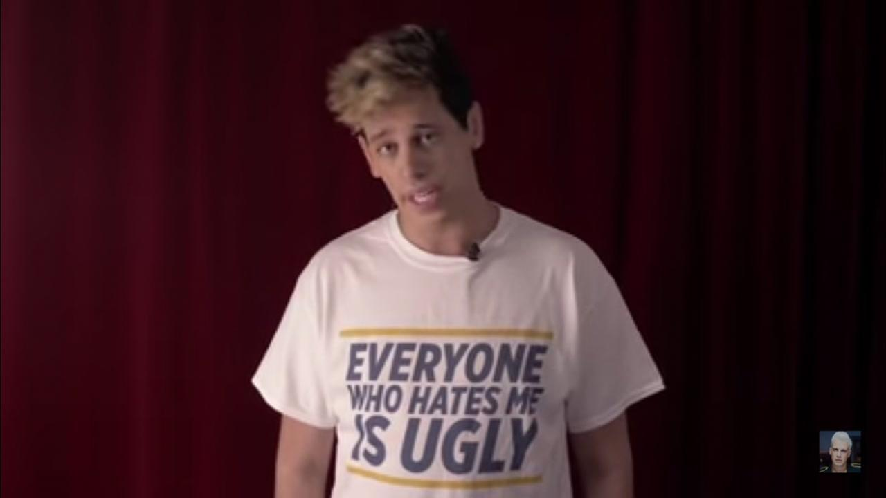 Milo Yiannopolous releases YouTube video allegedly made at UC Berkeley ahead of Free Speech Week