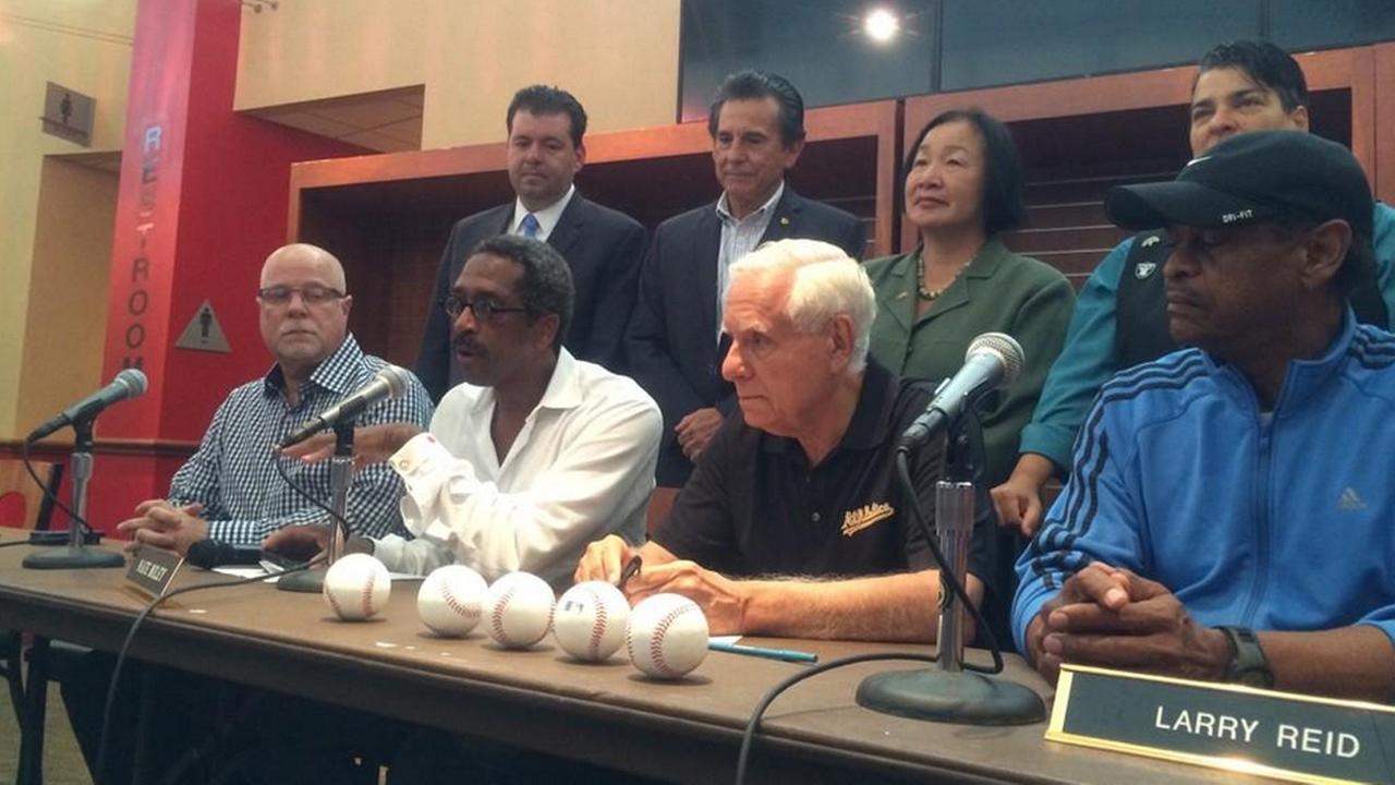 Coliseum board approves new lease for Oakland Athletics