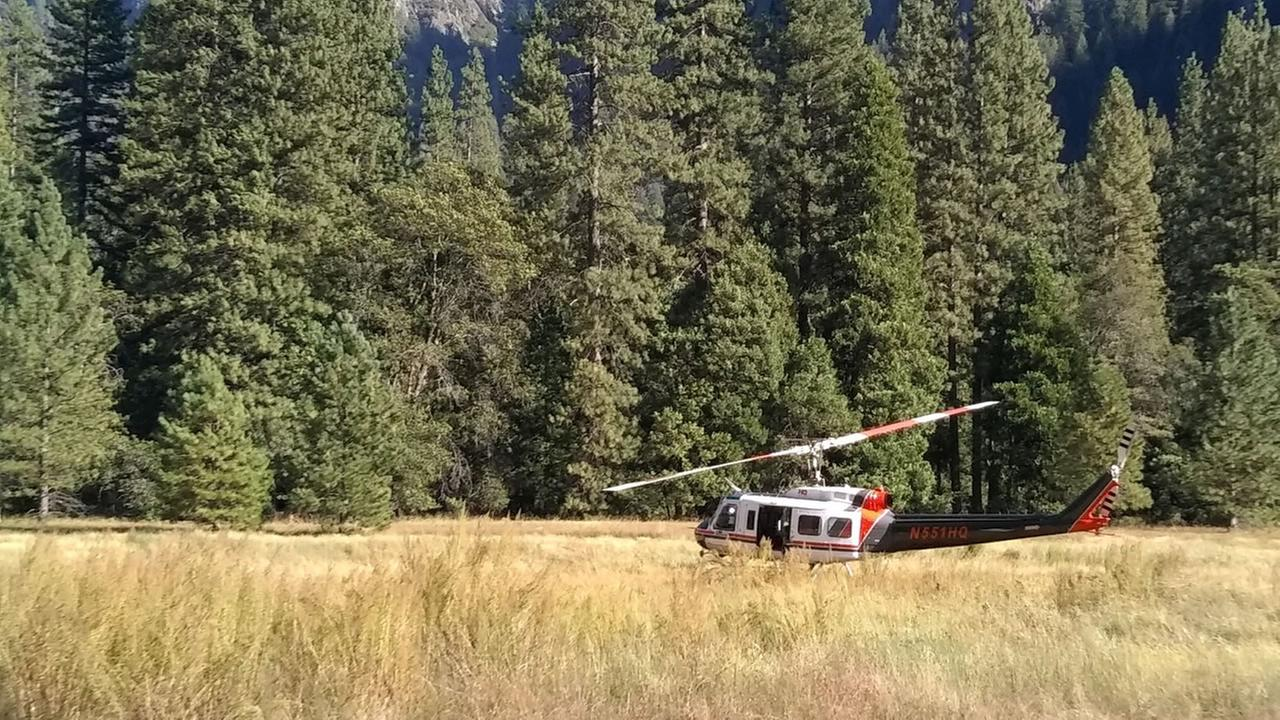 Rockslide on El Capitan has rangers investigating for victims in Yosemite