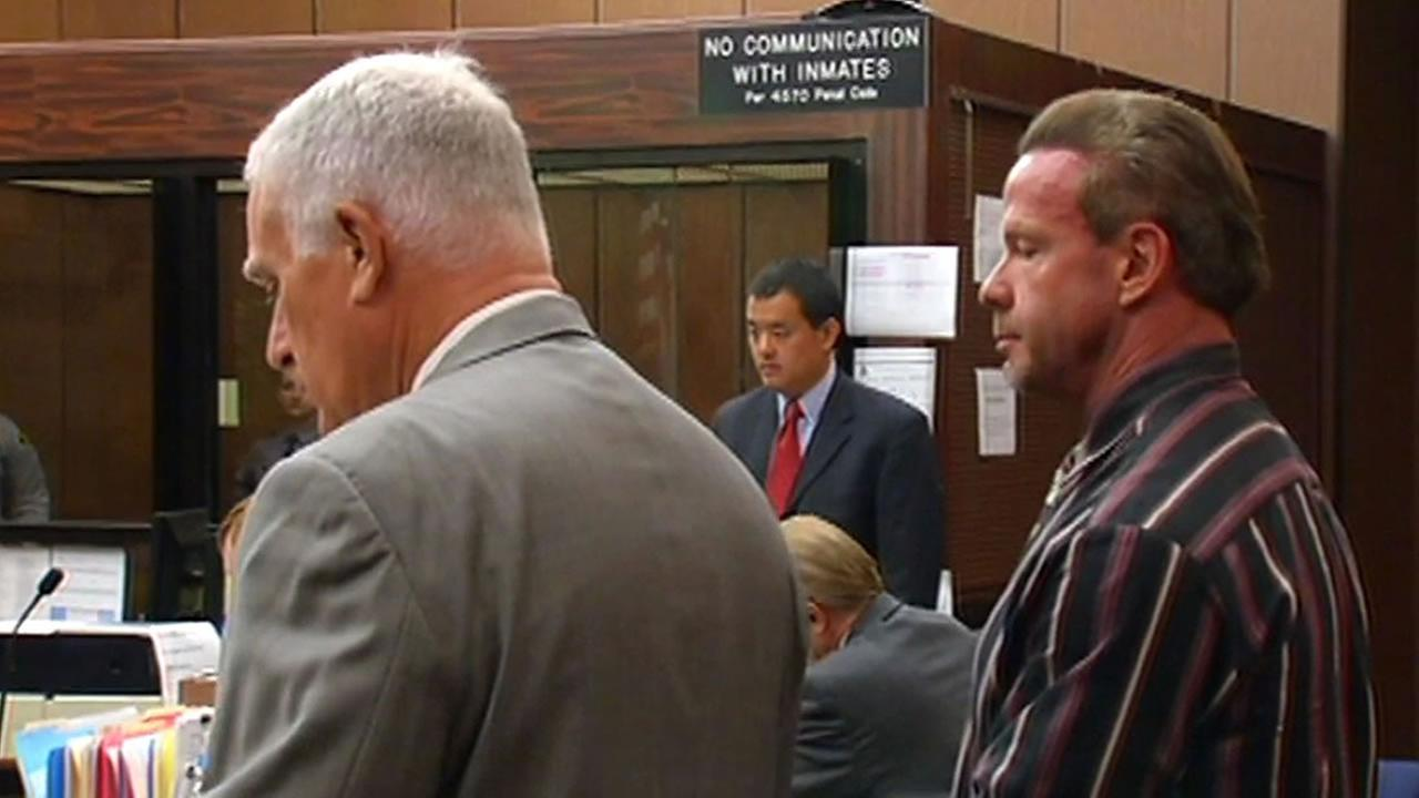 William Hogarty in Alameda County Court