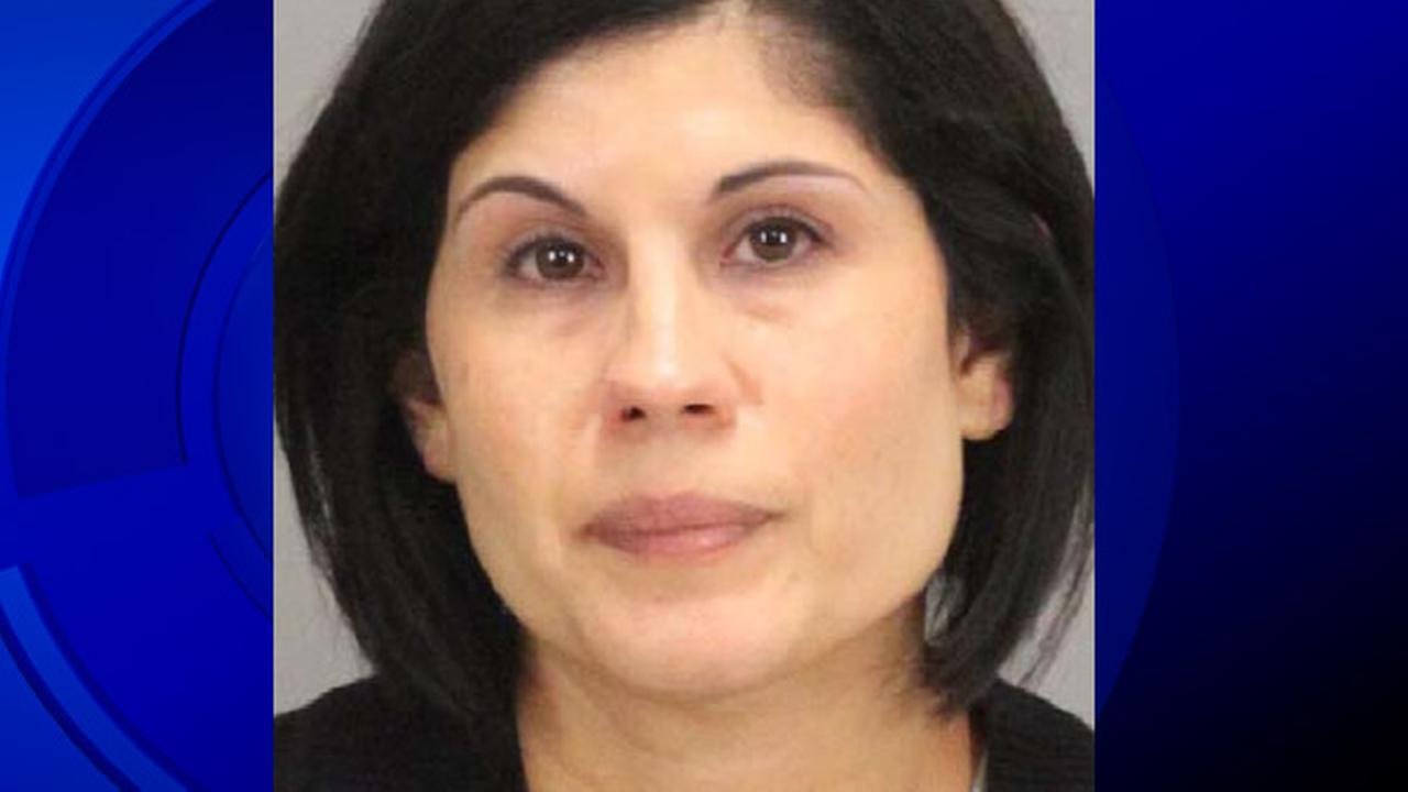 Former Santa Clara probation officer Tricia Caparra is seen in this undated image.