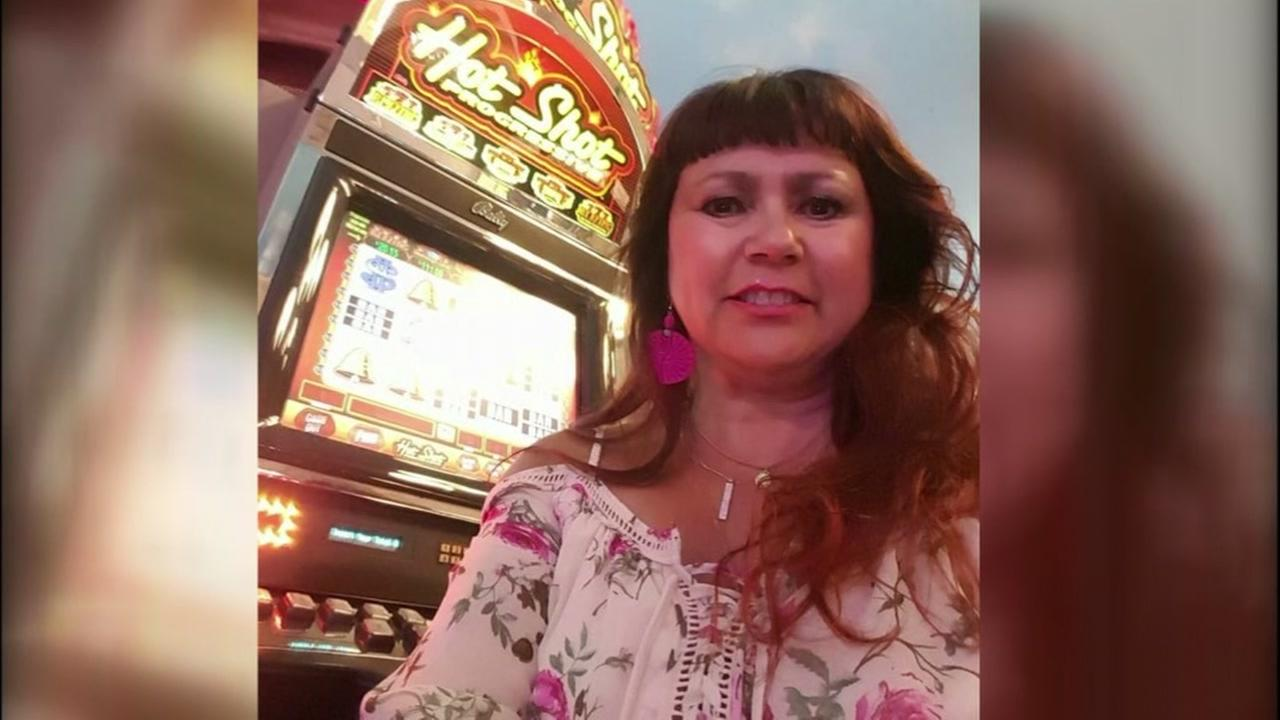 This is an undated image of Las Vegas shooting victim and Bay Area native Denise Cohen.