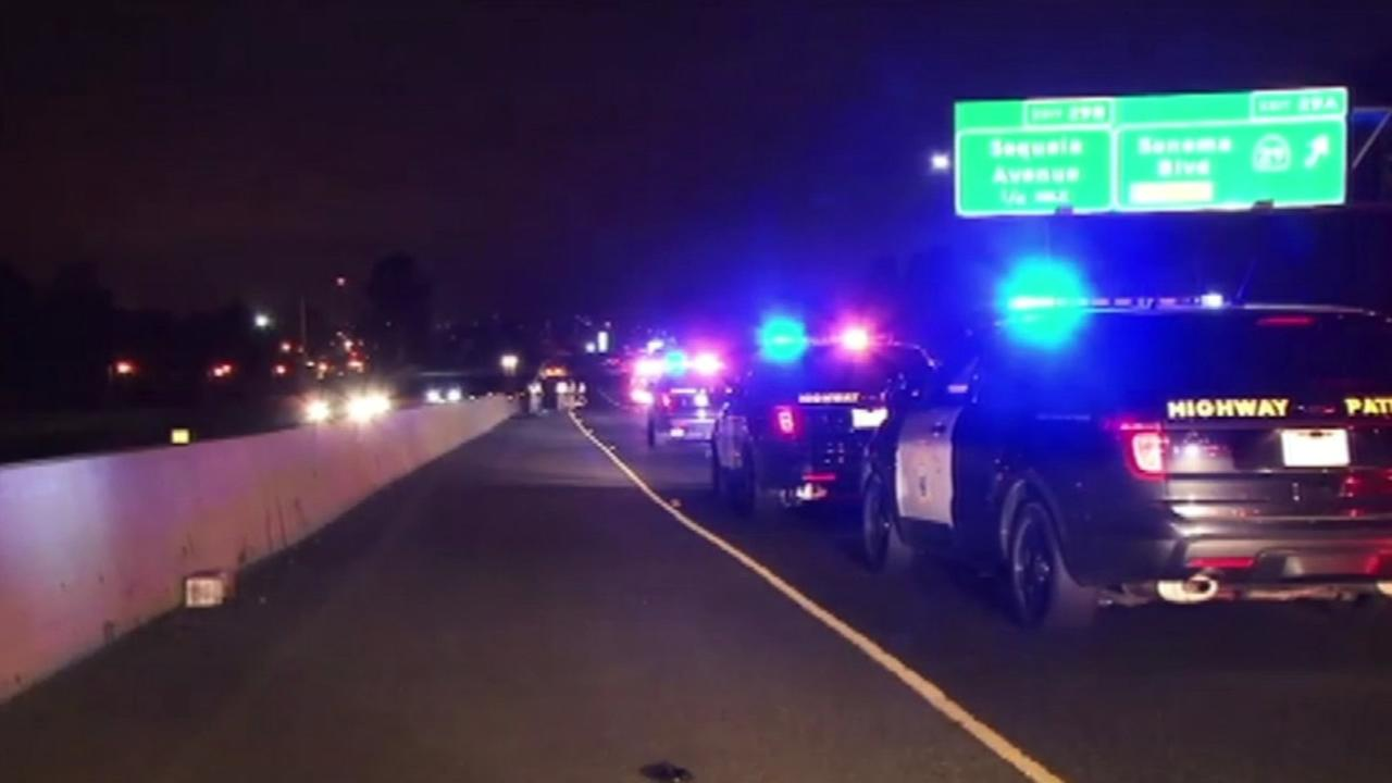 CHP investigates fatal hit-and-run in Vallejo.