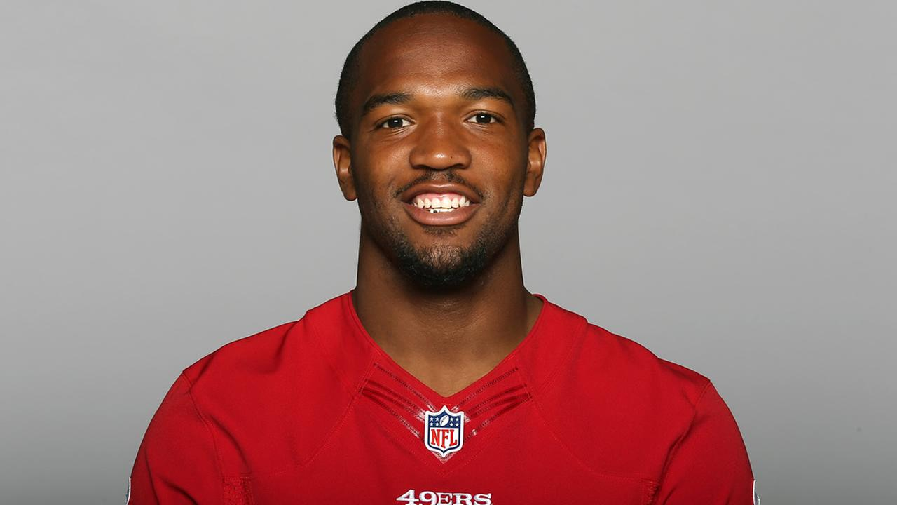 This is a 2014 photo of Quinton Patton of the San Francisco 49ers NFL football team. (AP Photo)