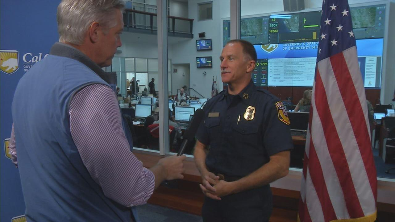 Odds are NorCal wildfires caused by man, I-Team interviews Cal Fire Director