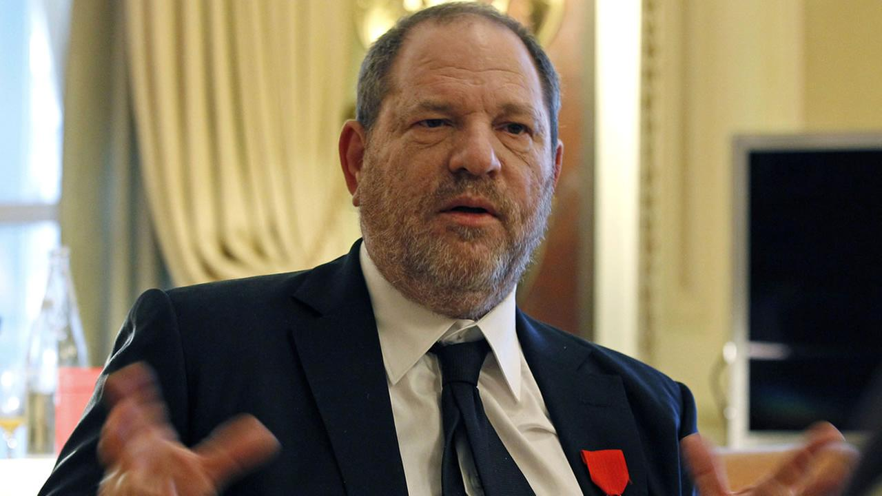 NYPD opens third sexual assault allegation against Harvey Weinstein