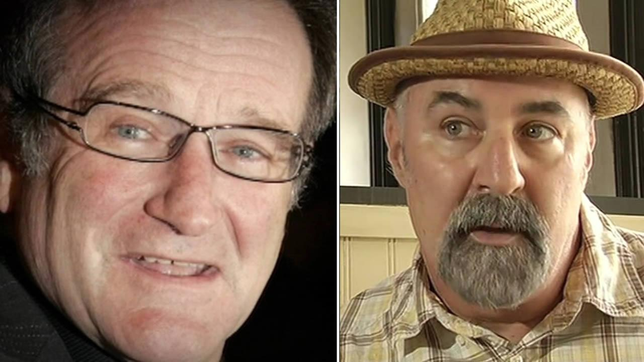 Bay Area comedian Johnny Steel talks about his late friend Robin Williams.
