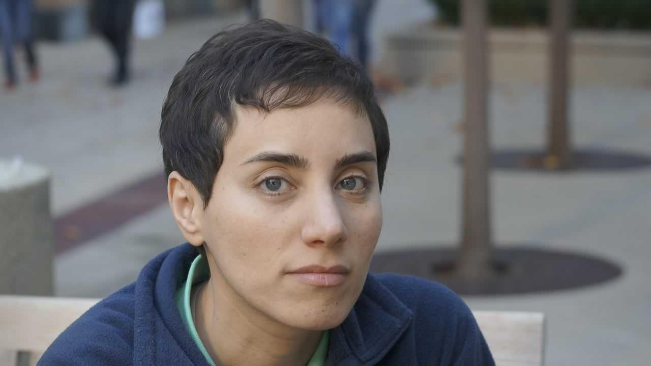 Maryam Mirzakhani