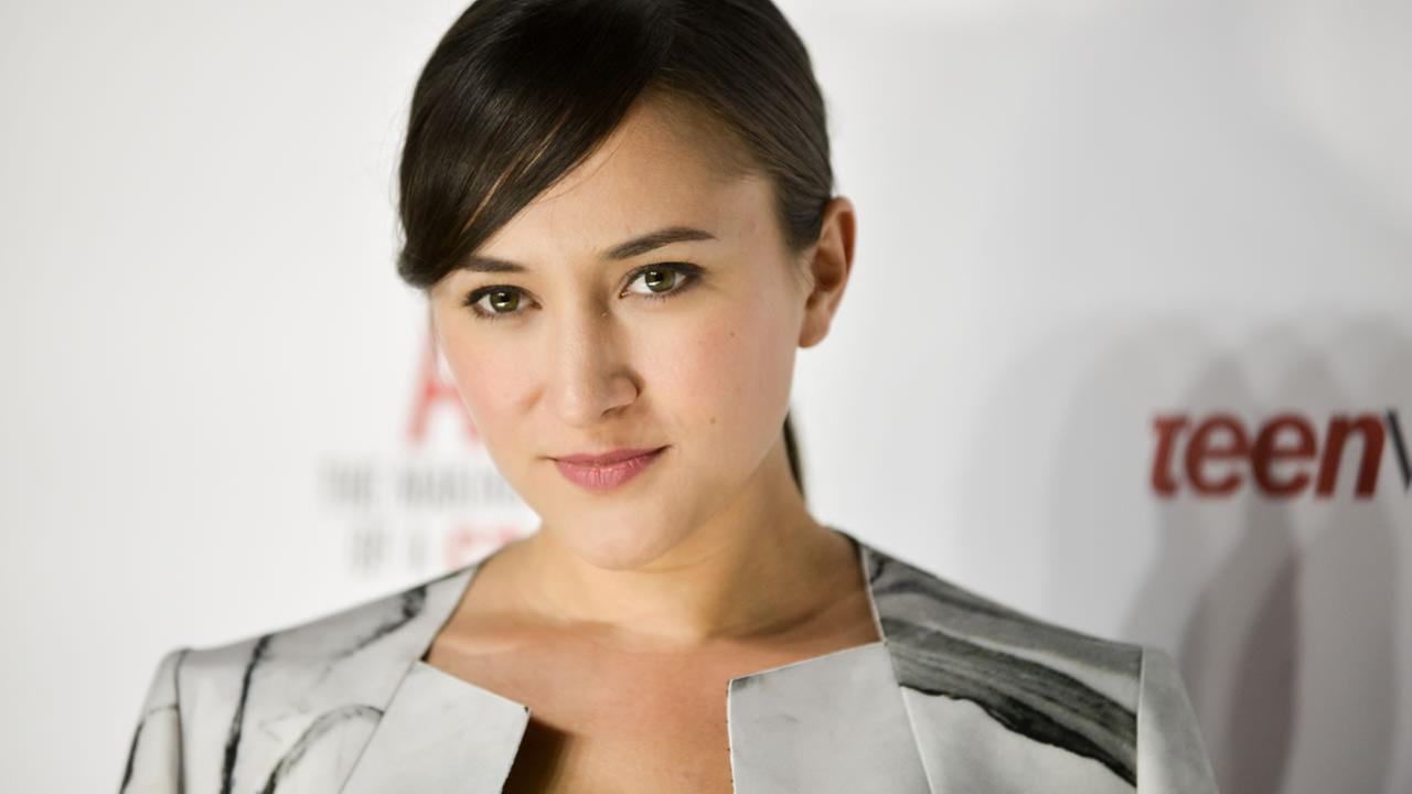Zelda Williams in Los Angeles.