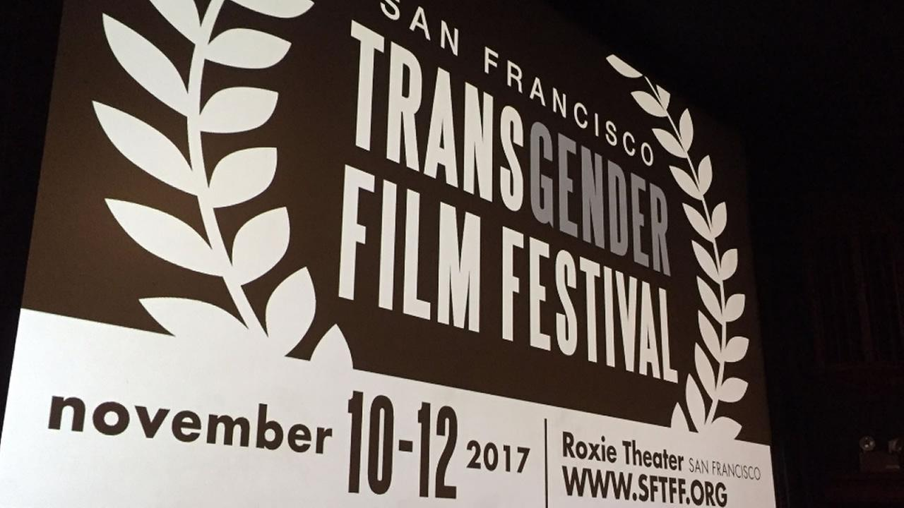This is an image of SF Transgender Film Festival in San Francisco on Saturday, Nov. 11, 2017.