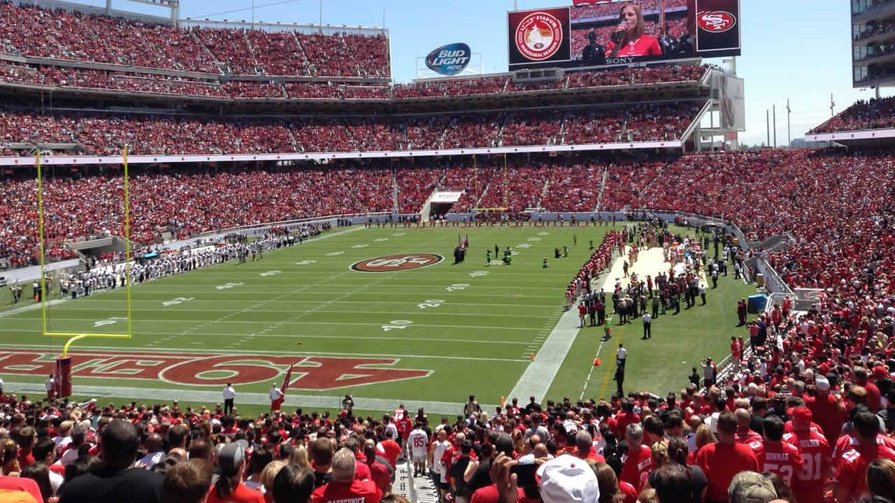 49ers preseason game