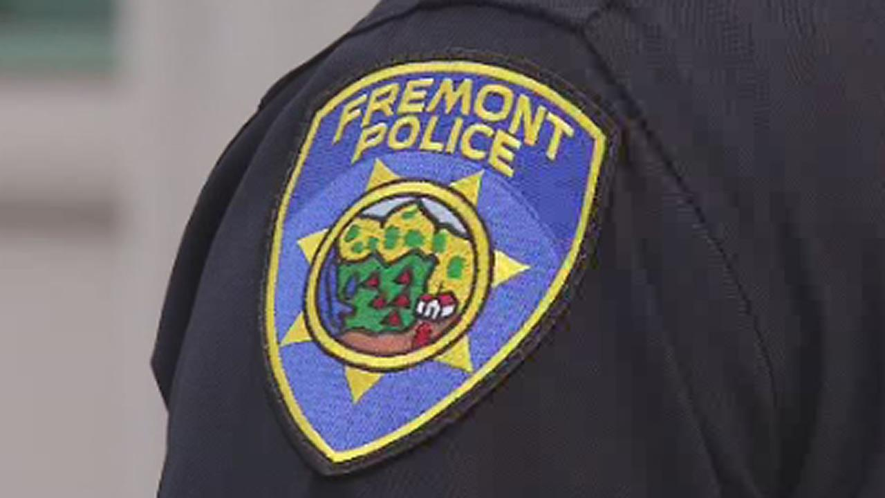This is an undated image of the Fremont Police Dept. crest.