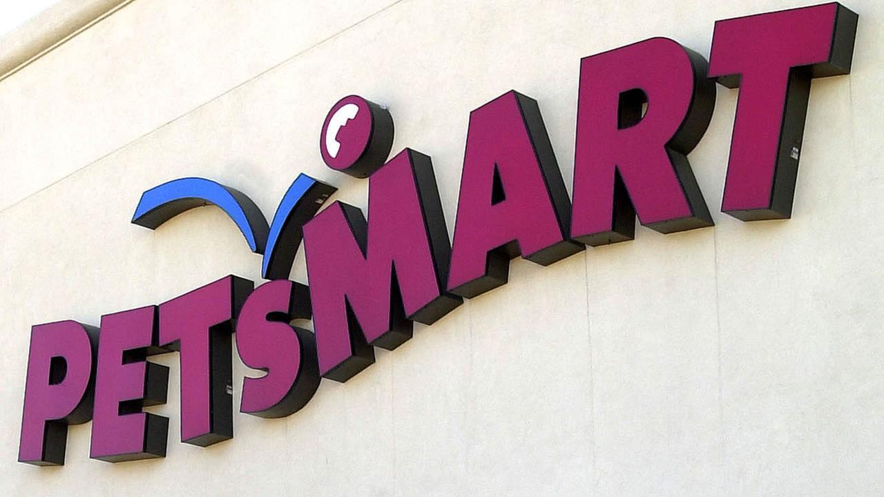 A Phoenix PetSmart store.