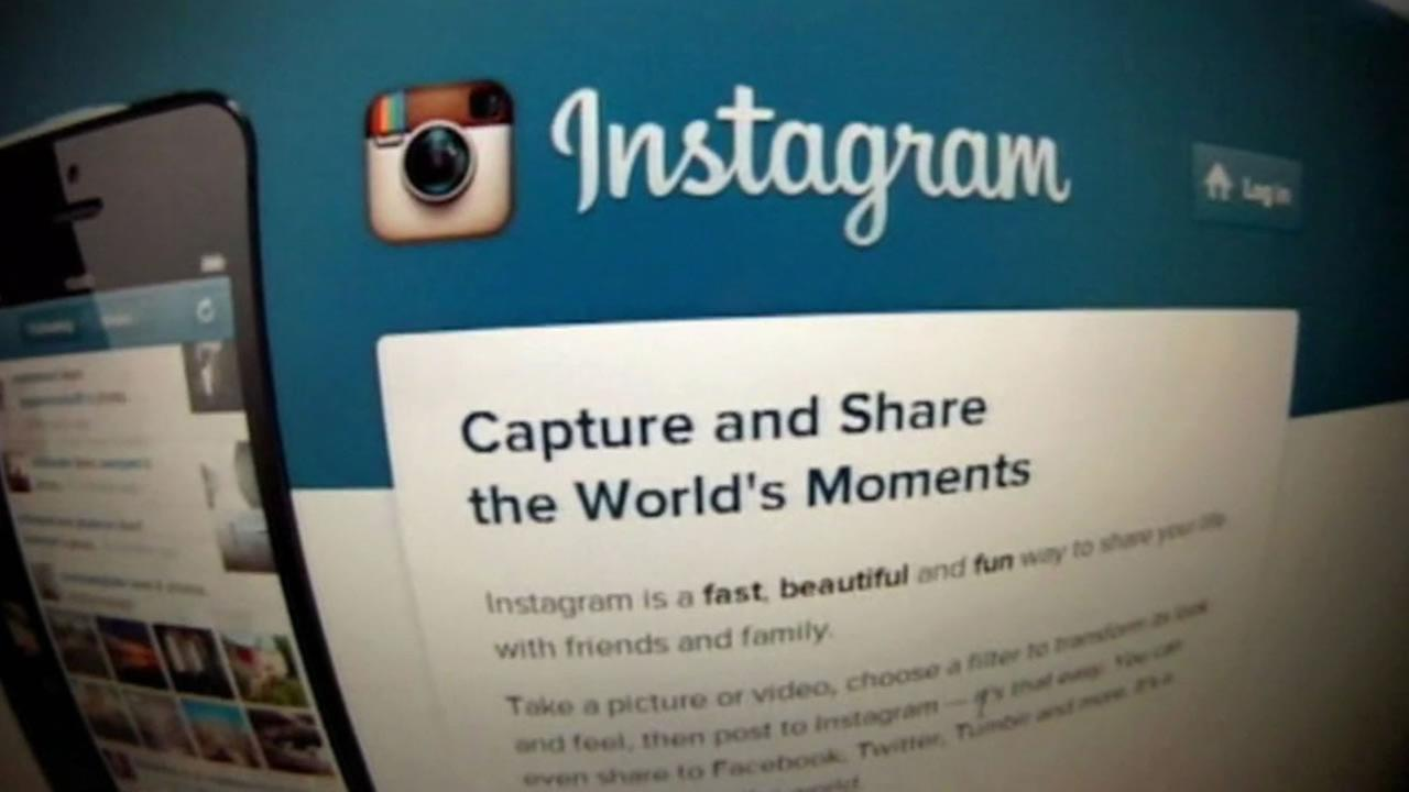 Investigators are warning about a scam targeting young Instagram users.