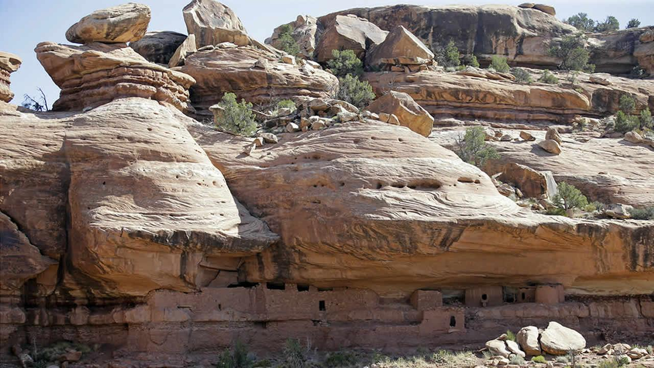 Was It 'Illegal' For Trump To Shrink Utah's Monuments? The Battle Begins