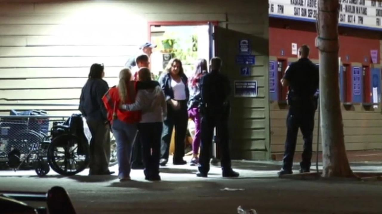Police investigate fatal shooting at Shoreline Amphitheatre
