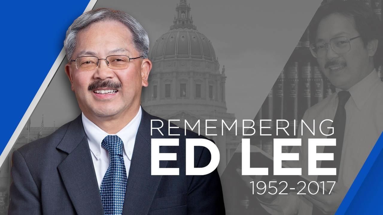 WATCH LIVE: Memorial celebration for late Mayor Ed Lee