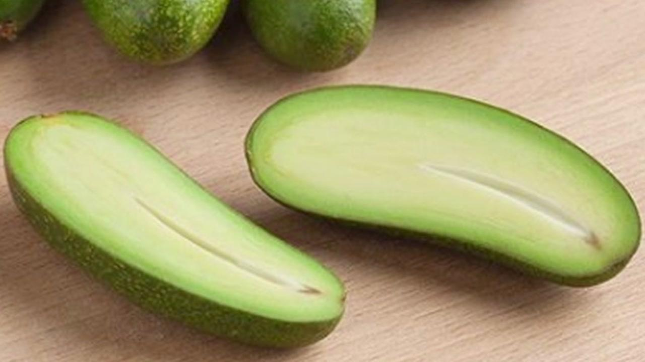 The British retail chain Marks and Spencer introduced the stoneless avocado on their Instagram page.