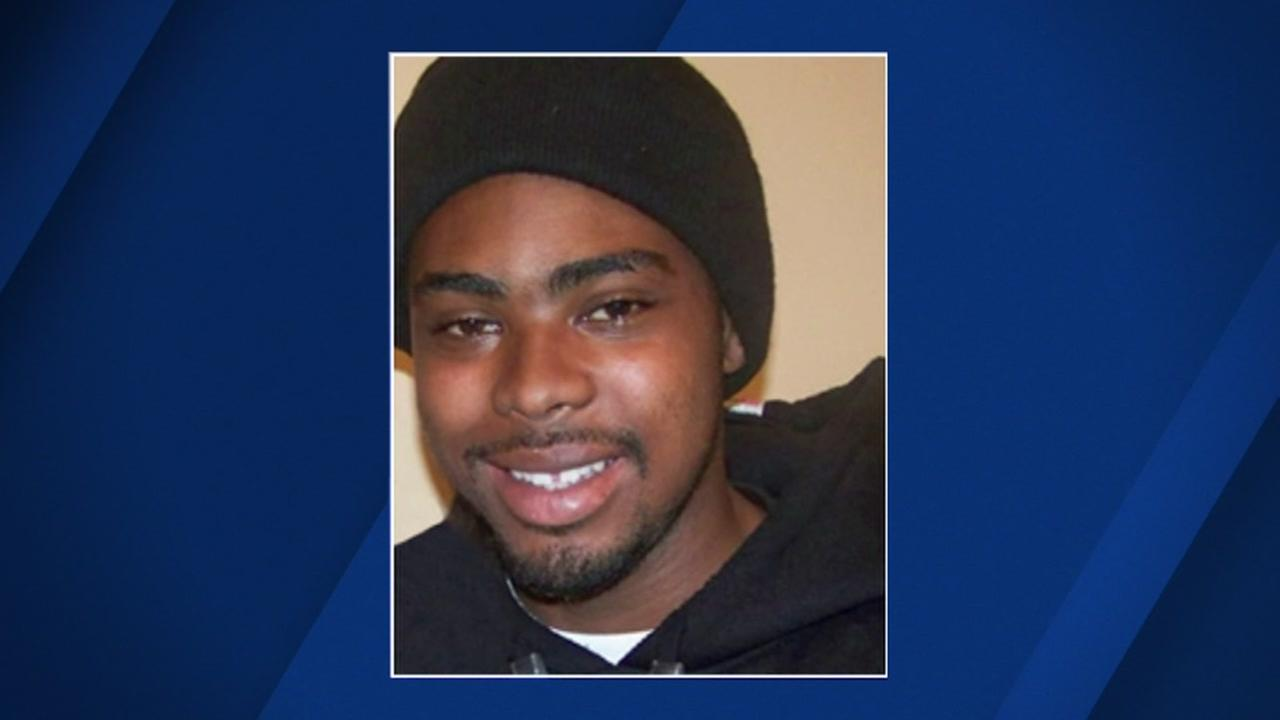 This undated file image shows Oscar Grant who was shot by former San Francisco Bay Area Rapid Transit police officer, Johannes Mehserle on New Years Day 2009.