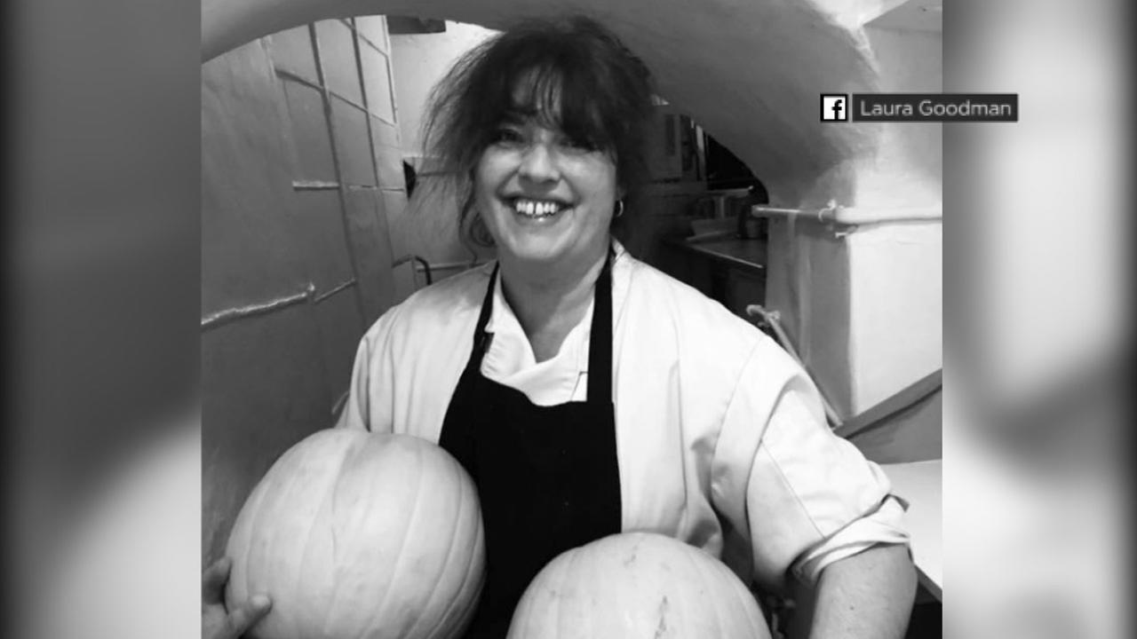 This is an undated image of English Chef Laura Goodman.
