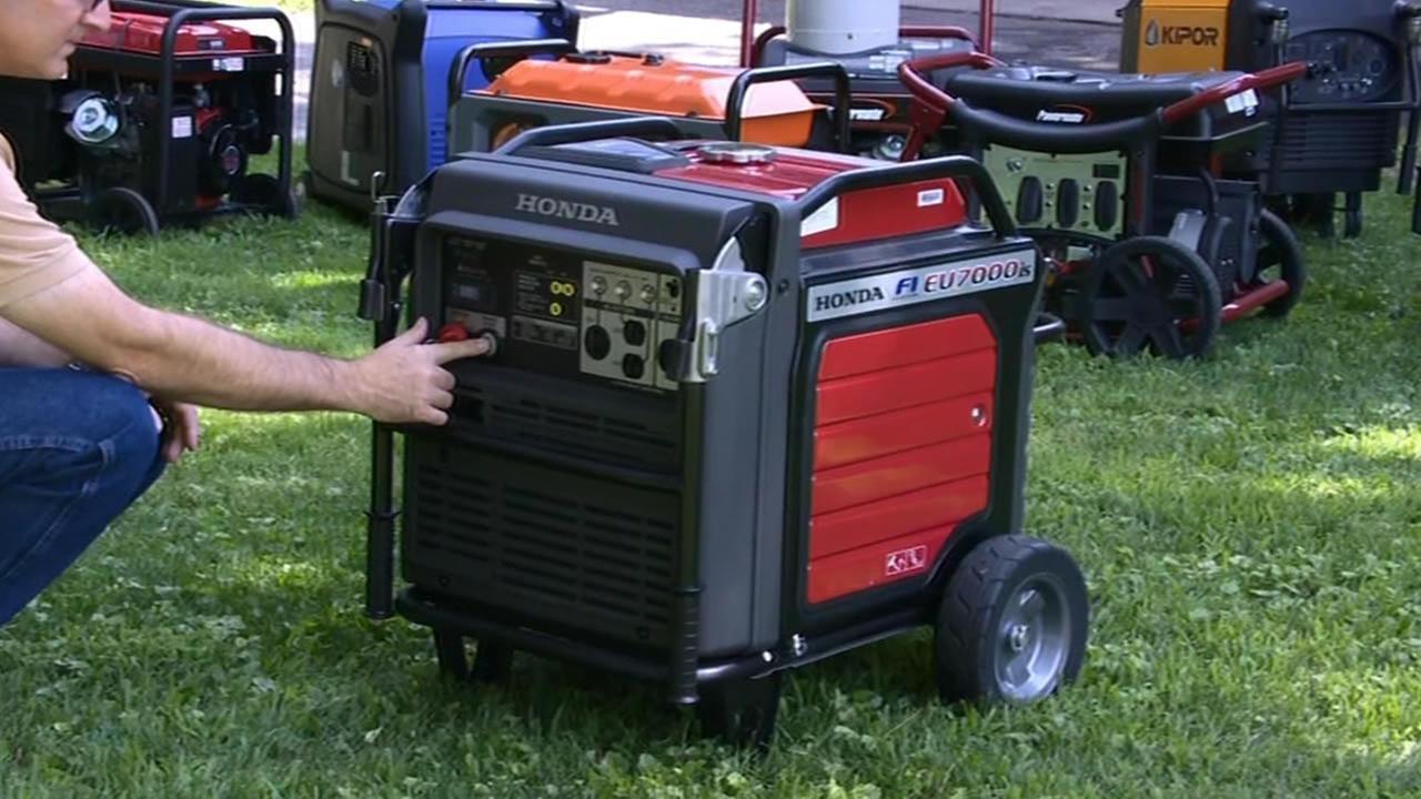 Honda EU Series EU7000 generator