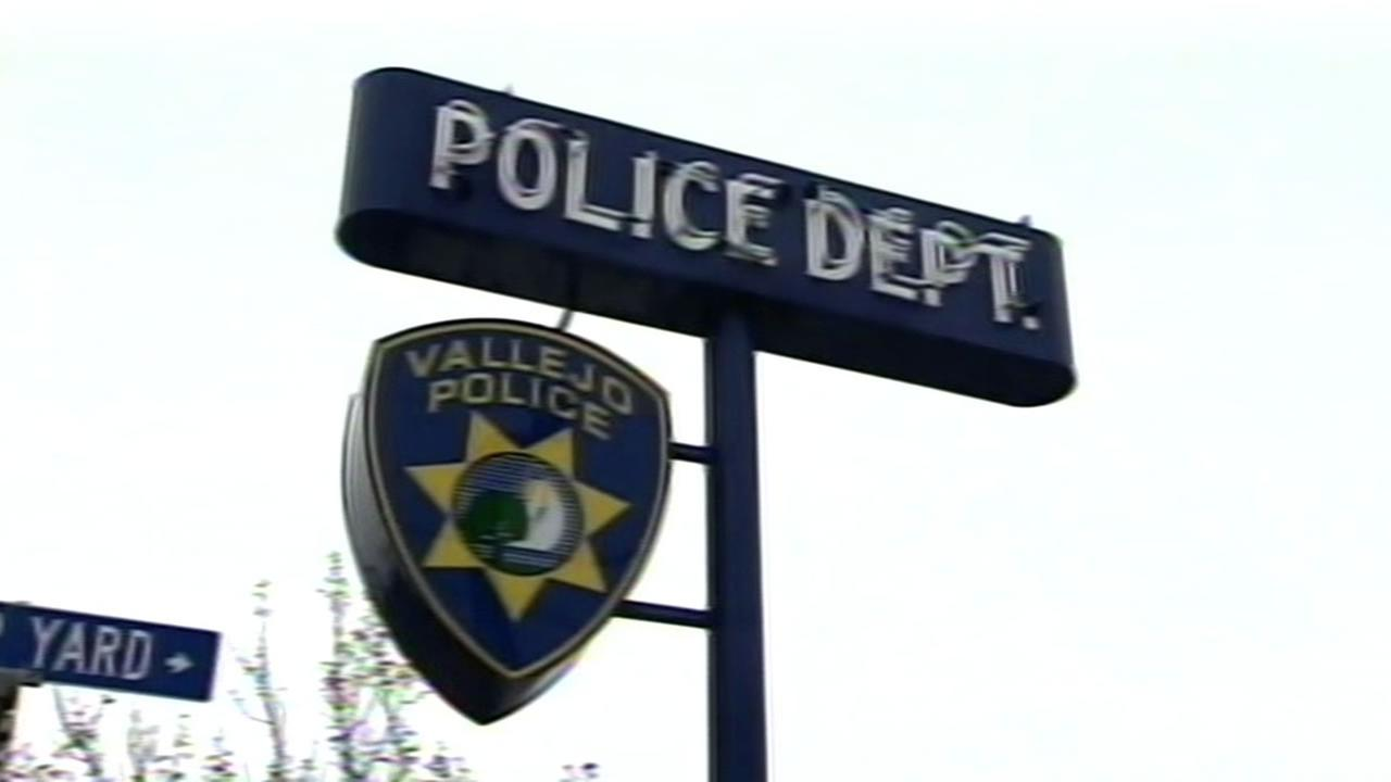 Vallejo Police Department.