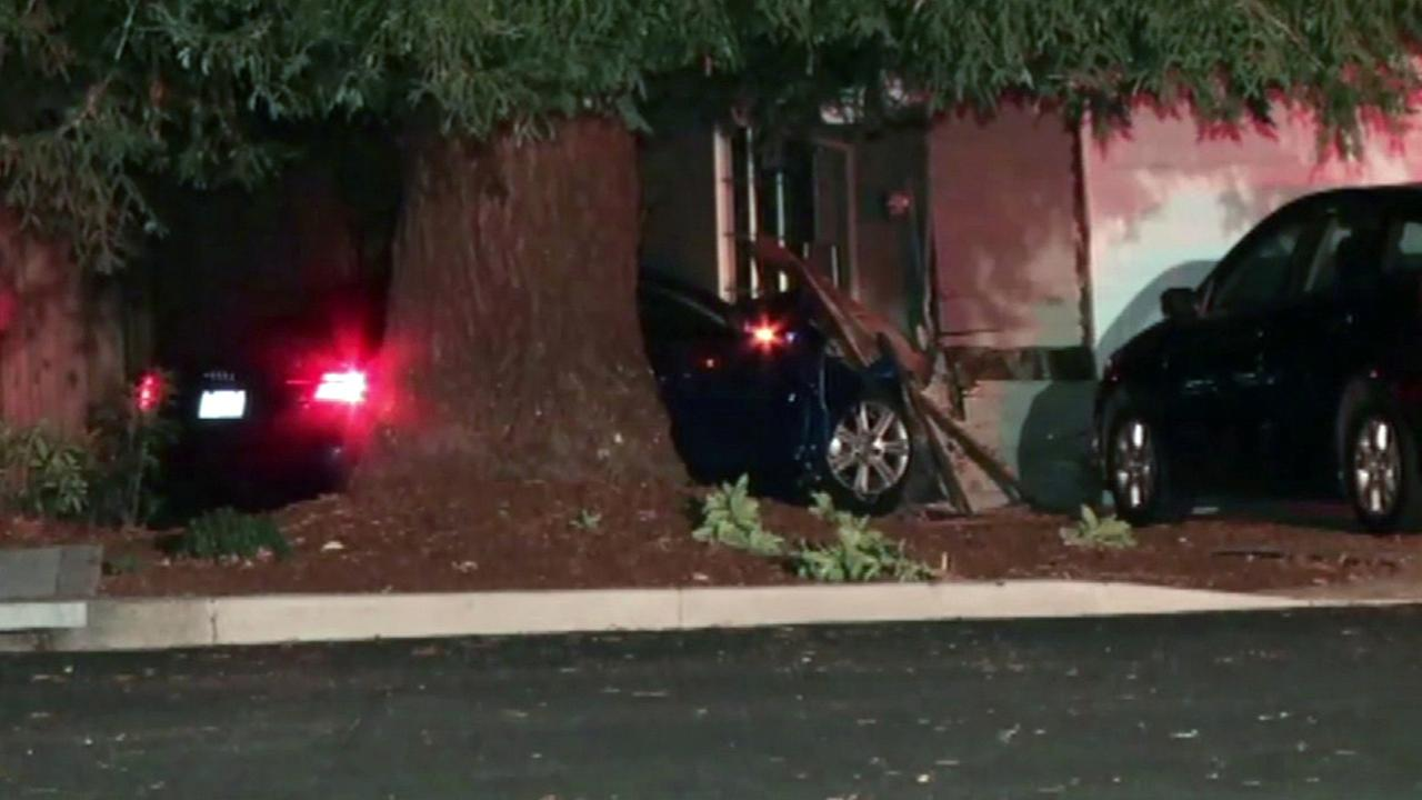 Danville crash