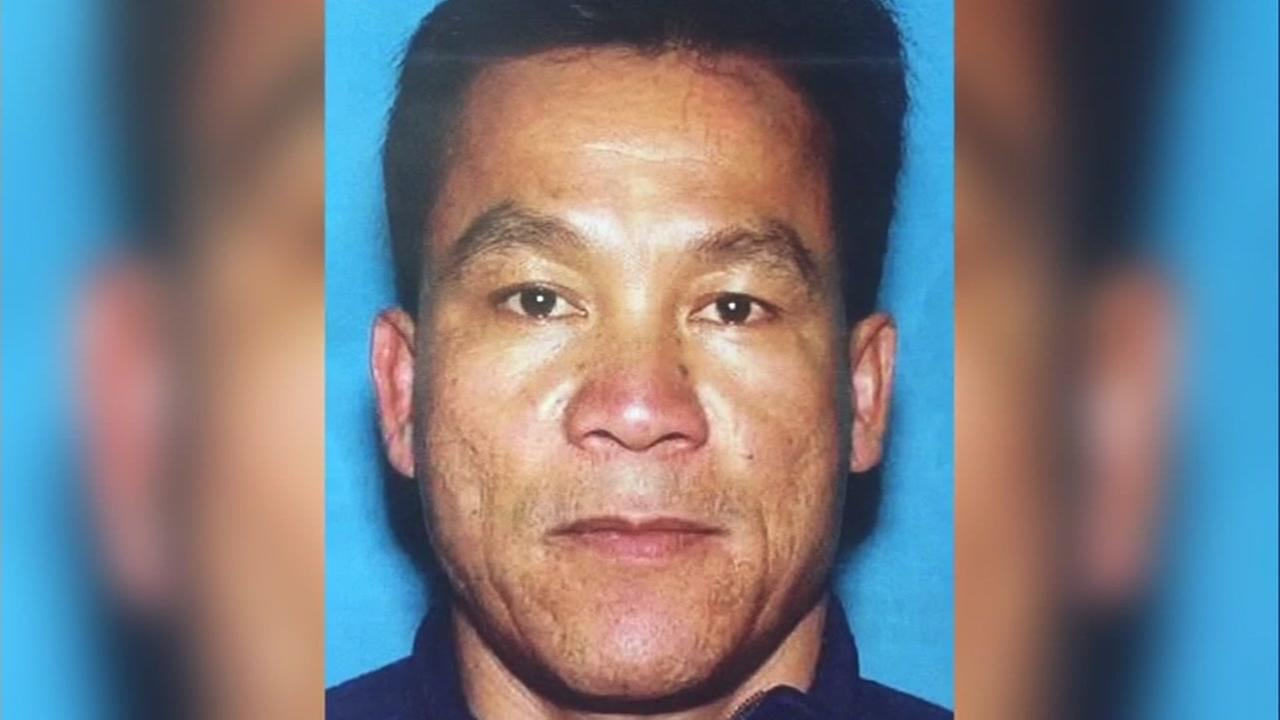 This is an undated image of Bob Tang, a suspect in the murder of San Francisco Uber driver Piseth Chhay.