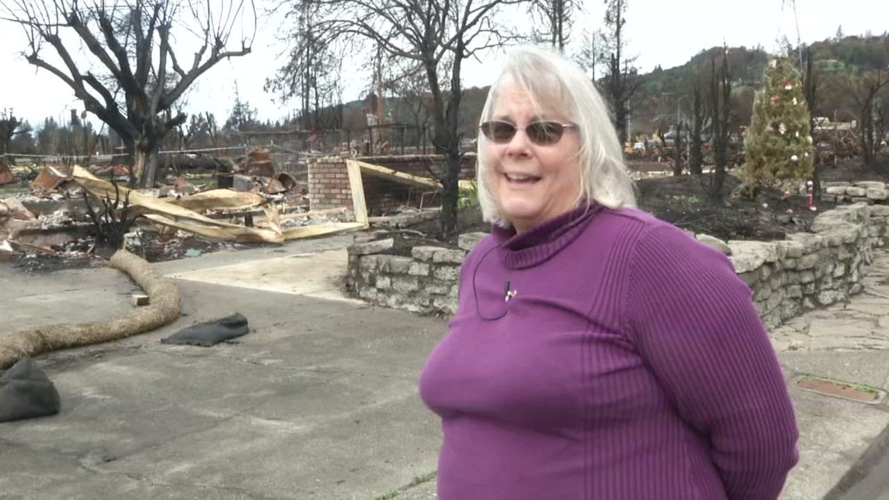 Lynn Gleeson appears in Santa Rosa, Calif. in this undated image.