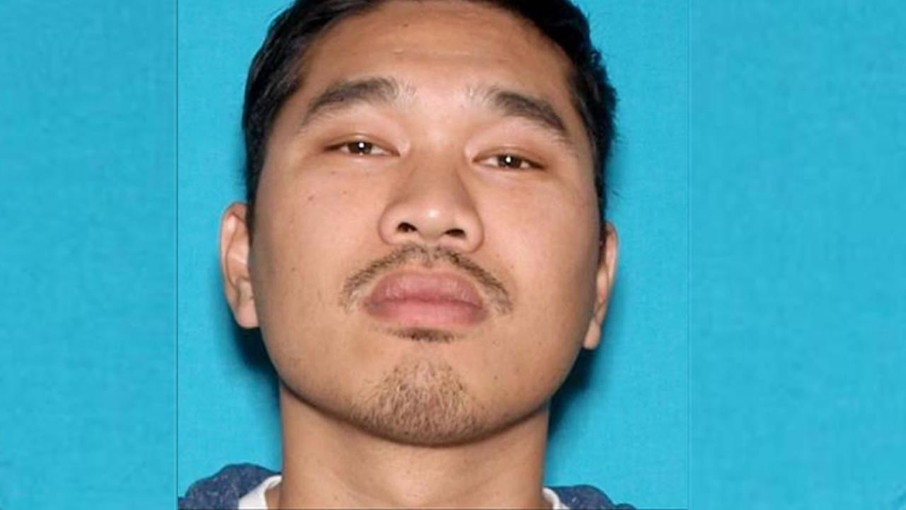 This is an undated mugshot of Hieu Trung Nguyen, the man suspected of killing transgender activist Bubbles in San Francisco.