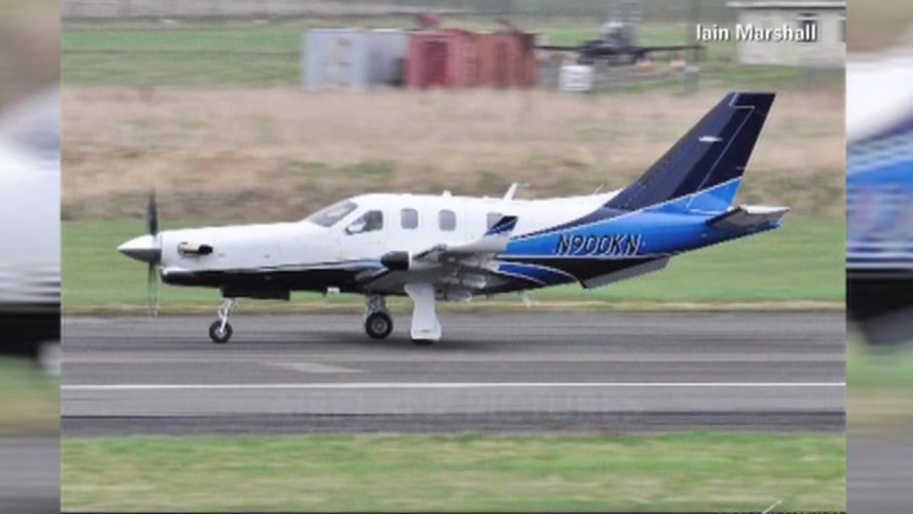 Unresponsive plane crashes in Jamaica