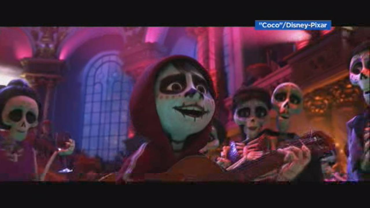 Pixars Coco Nominated For Two Academy Awards