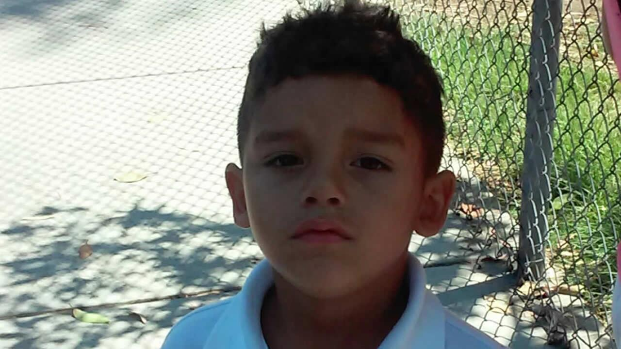 AMBER Alert for 5-year-old Johnnie Melendez, who was taken from National City in San Diego County.
