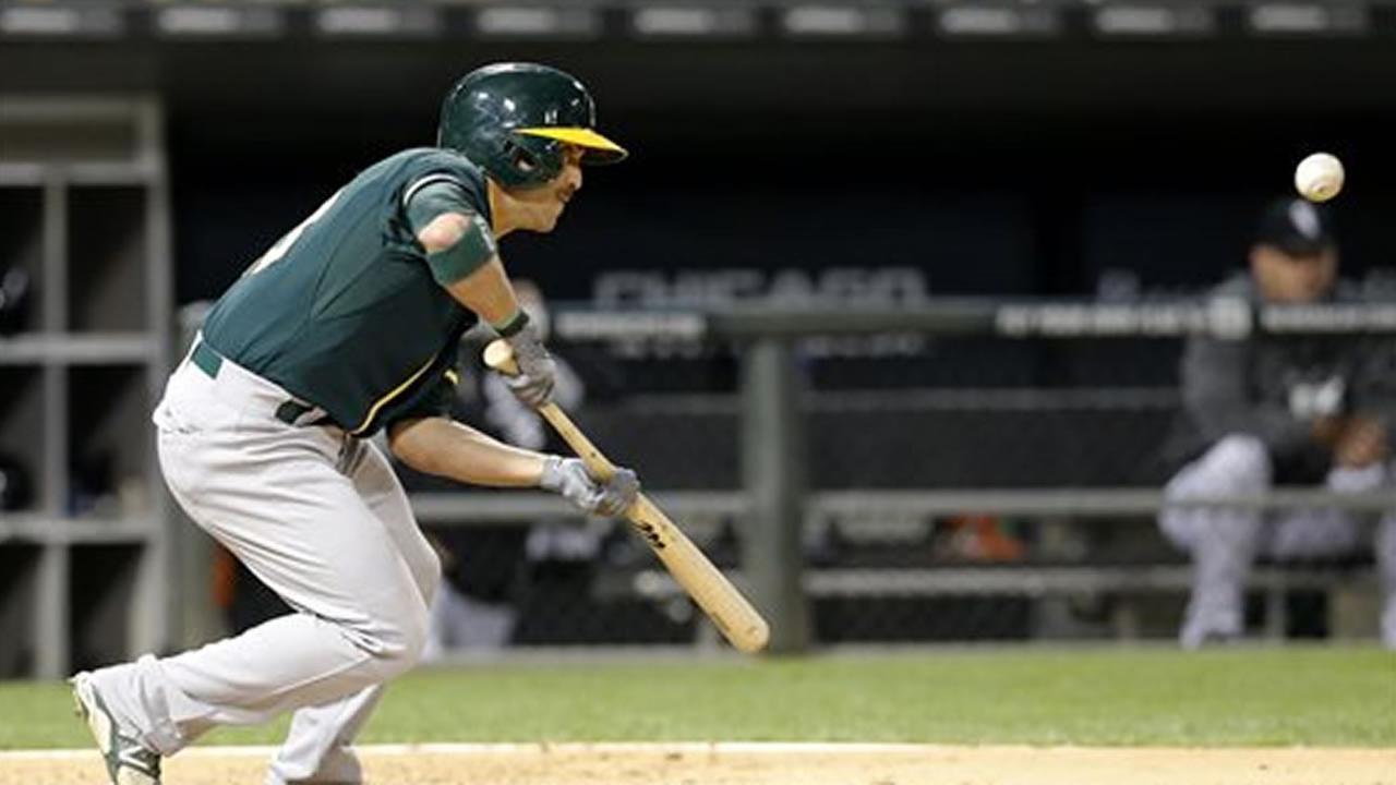 Oakland Athletics Sam Fuld