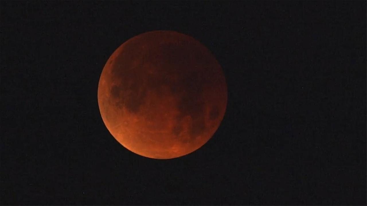 blood moon eclipse bay area - photo #17