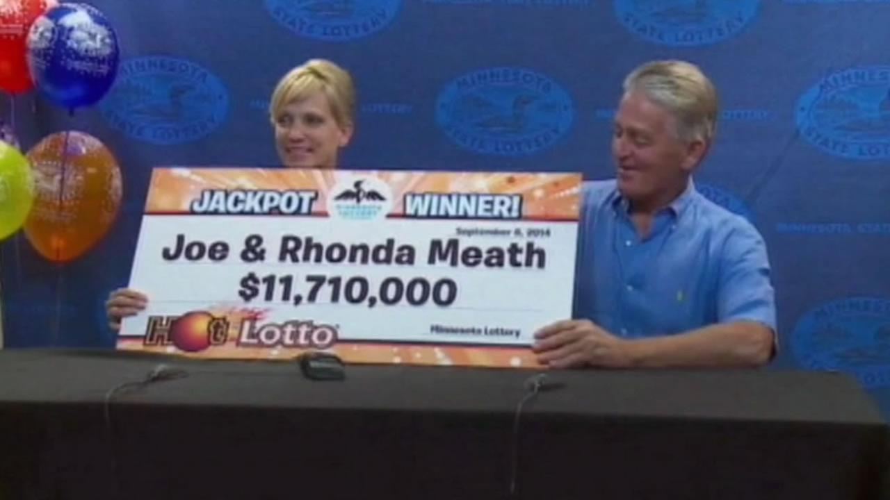 A Minnesota woman says she has big plans after winning the lottery, but quitting her job isnt among them.