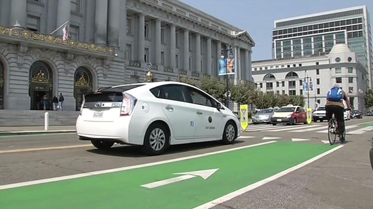 City officials want employees to cut back on using city-owned cars