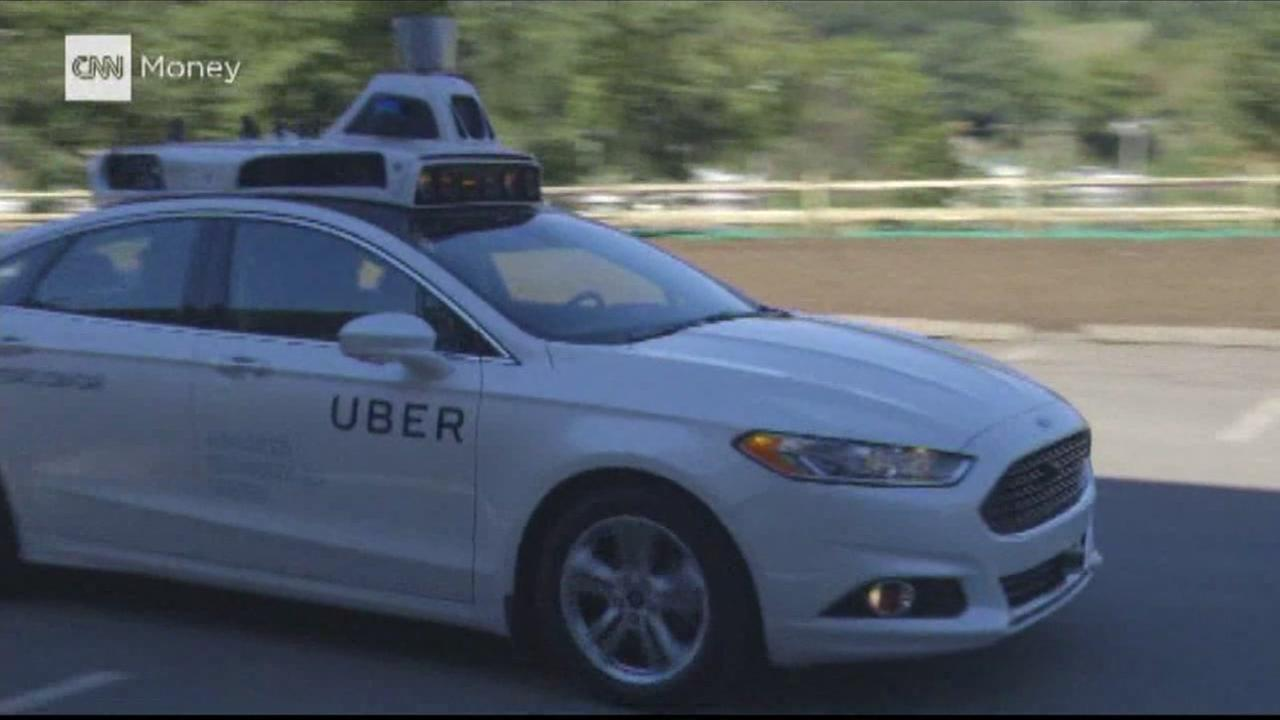 Uber settles dispute with Alphabet's self-driving vehicle unit