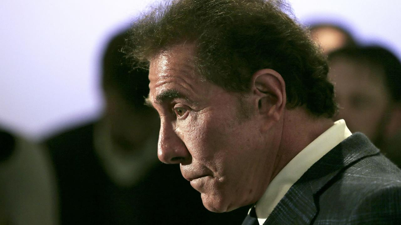 Casino mogul Wynn resigns amid sex misconduct claims
