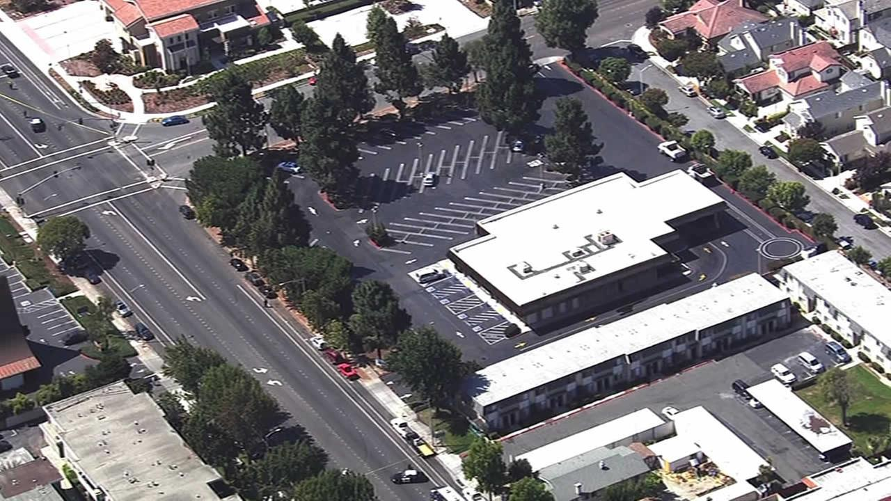 Fremont DMV was evacuated