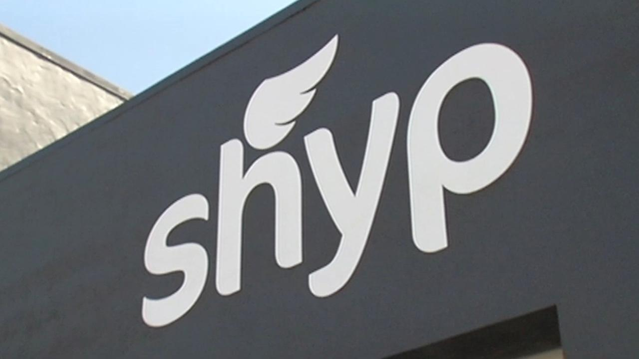Shyps headquarters in San Francisco