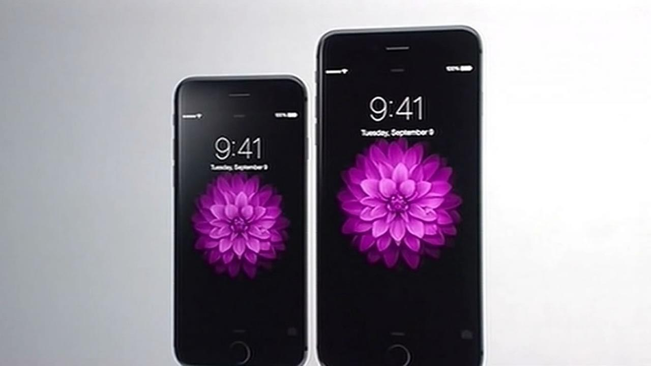 Apples iPhone 6 and iPhone 6 Plus