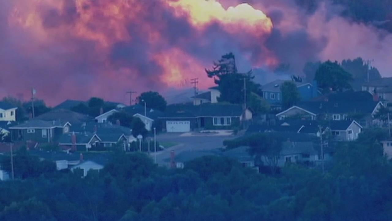 The PG&E pipeline explosion on September 9, 2010 killed eight people and destroyed 38 homes in San Bruno.