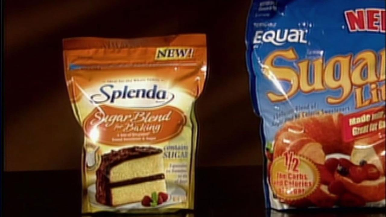 Splenda package
