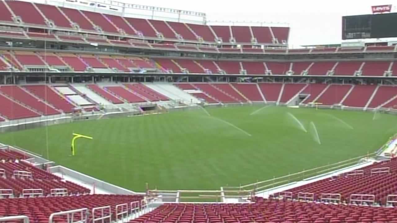Levis Stadium.